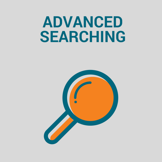 Advanced Searching Webinar
