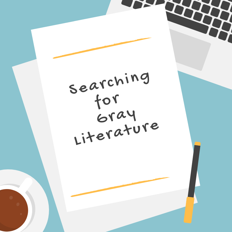 Searching for Gray Literature