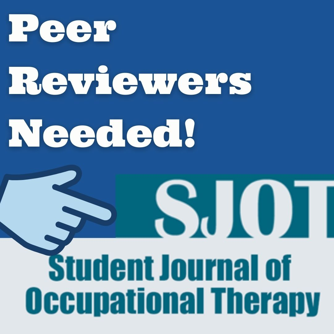 Student Peer Reviewer Opportunity