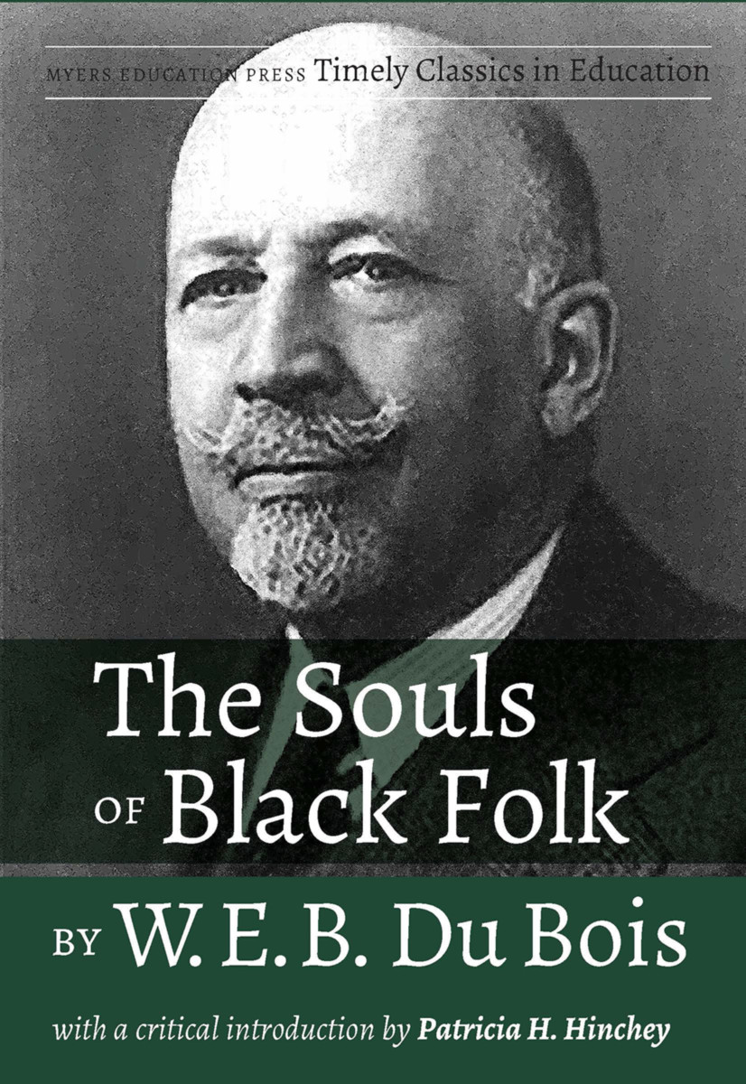 """Book cover of """"The Souls of Black Folk"""""""