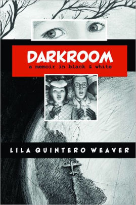 "Book cover of ""Darkroom : A Memoir in Black and White"""