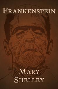 "Book cover of ""Frankenstein"""