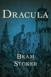 "Book cover of ""Dracula"""