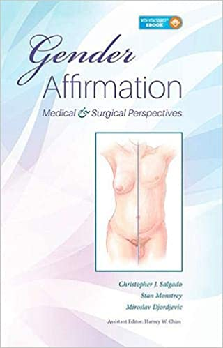 "Book cover of ""Gender Affirmation : Medical and Surgical Perspectives"""