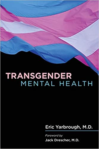 "Book cover of ""Transgender Mental Health"""