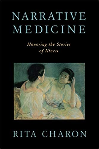 "Book cover of ""Narrative Medicine: Honoring the Stories of Illness"""
