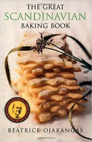 "Book cover of ""Great Scandinavian Baking Book"""