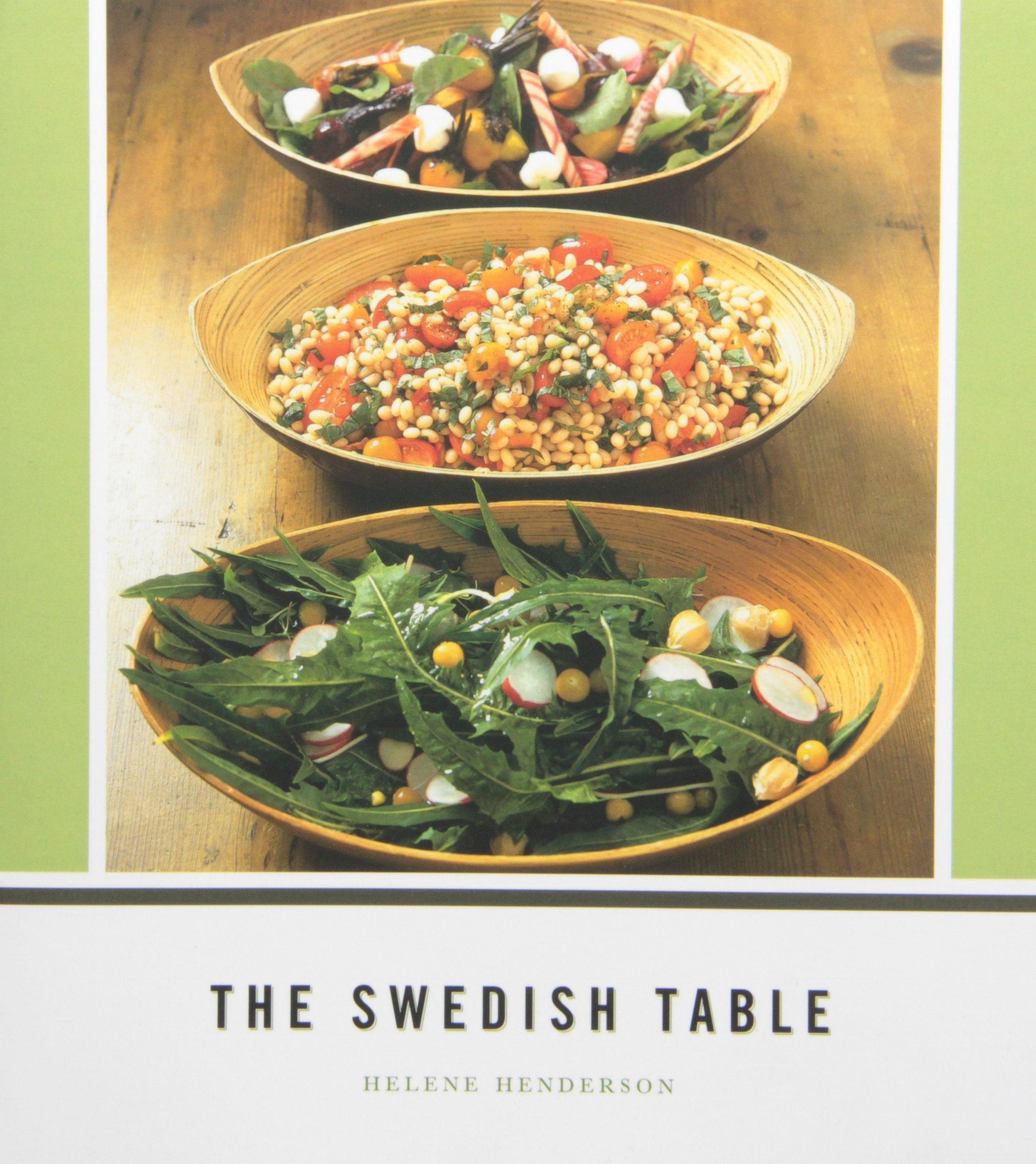 "Book cover of ""Swedish Table"""