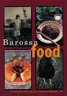 "Book cover of ""Barossa Food"""
