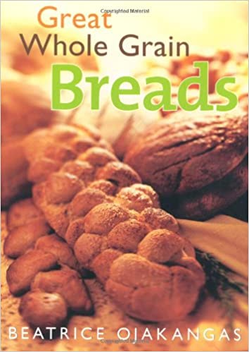 "Book cover of ""Great Whole Grain Breads"""