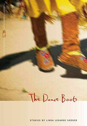 "Book cover of ""The Dance Boots : Stories"""