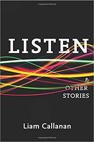 "Book cover of ""Listen & Other Stories"""