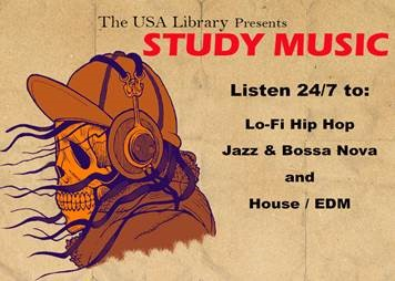 The USA Library presents Study Music