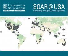 SOAR@USA Usage Map
