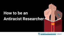 How to be an Antiracist Researcher